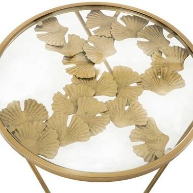 Vitale Vitale Pera Leaf Renkli Sehpa Renkli